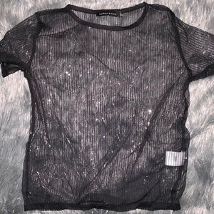 Kendall & Kylie See through top